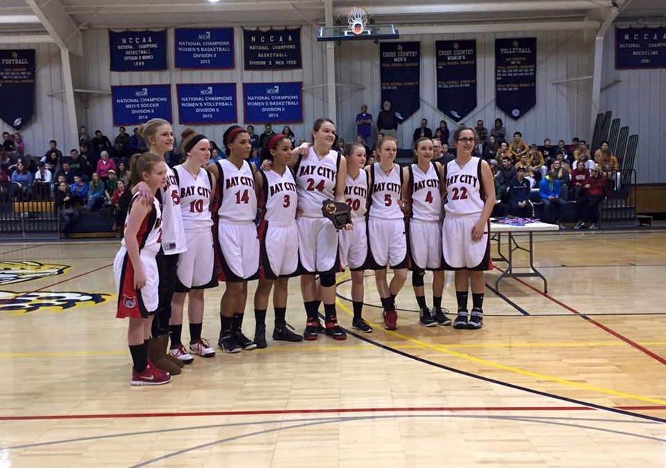 2016 WACS Basketball Tournament & Two Lady Bobcats – All State and All Tournament Honors