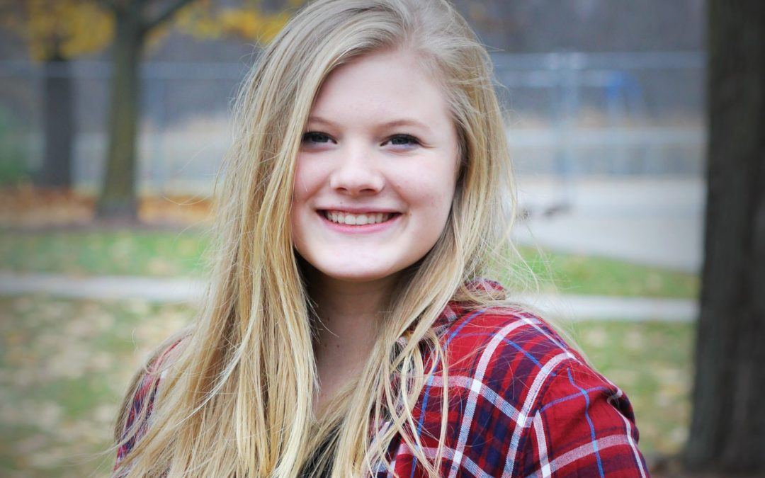 Kaitlyn Ergish – FOX 11 Best of the Class of 2016